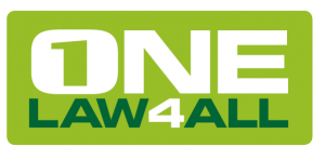 1Law4All logo