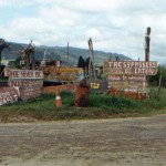 Tuhoe blockade